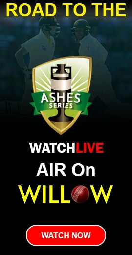 Ashes live stream